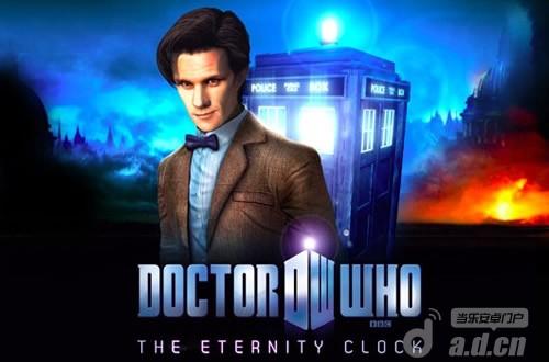 經典科幻英劇改編『異世奇人:遺產Doctor Who: Legacy』11月27日來襲