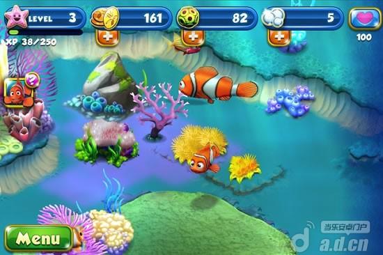 《尼莫奇幻水乐园 Nemo's Reef》