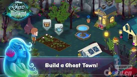 《迪士尼:雾林城的幽灵 Disney's Ghosts of Mistwood》