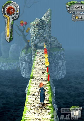 《神庙逃亡:勇敢的心 Temple Run: Brave》