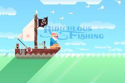《奇葩钓鱼 Ridiculous Fishing》
