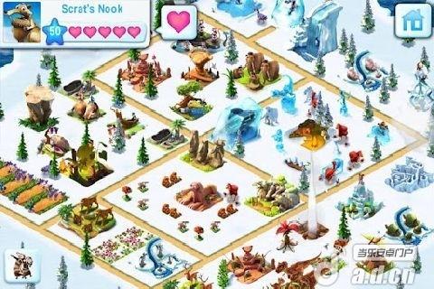 《冰河世纪 Ice Age Village》