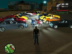 《侠盗猎车手:圣安地列斯 Grand Theft Auto: San Andreas》