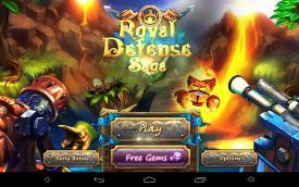 《皇家塔防 Royal Defense Saga》安卓版下载