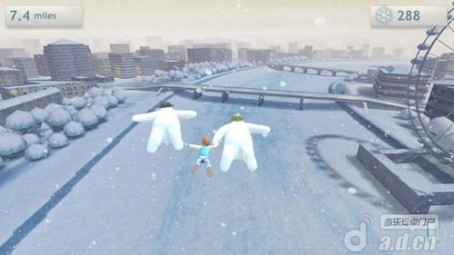 《雪人与雪犬 The Snowman & The Snowdog Game》