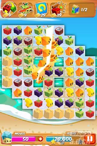 《果汁方块 Juice Cubes》