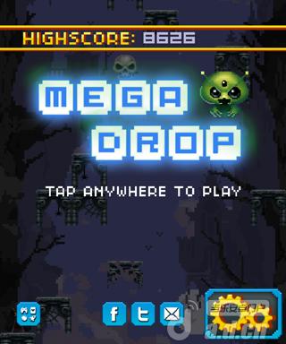 『滑板下墜 Mega Drop』