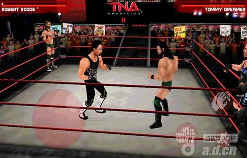 《TNA拳击大赛 TNA Wrestling iMPACT!》