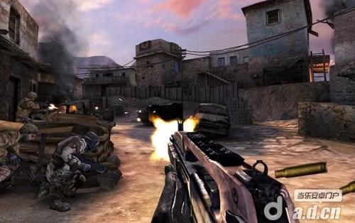 《使命召唤:突击队 Call of Duty: Strike Team》