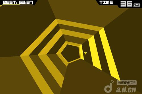 《超级六边形 Super Hexagon》