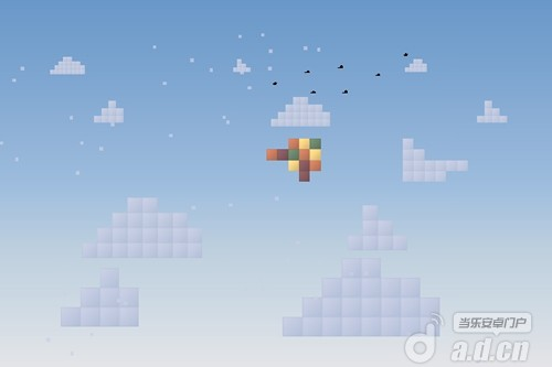 獨特趣作『雲端破壞者Cloud Breaker』將登Android