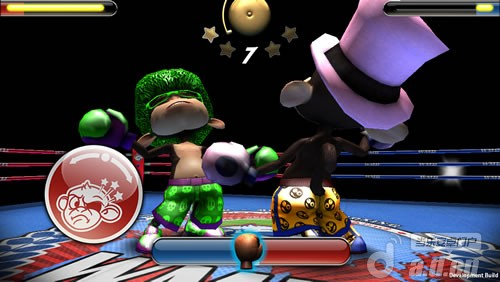 《猴子拳击 Monkey Boxing》