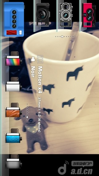 《布丁相机 Pudding Camera》安卓版下载