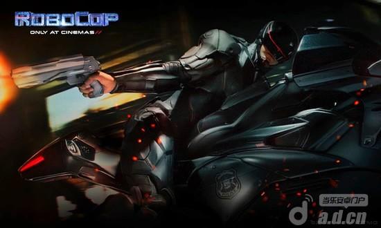 『機械戰警RoboCop』視訊評測:簡單的酷炫
