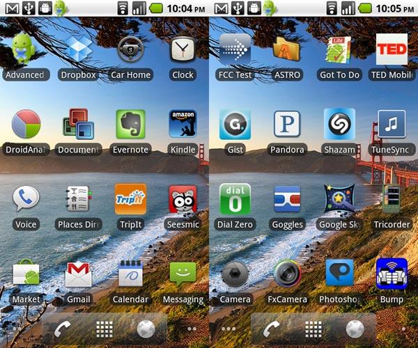 上上之选:25个顶级的Android 应用