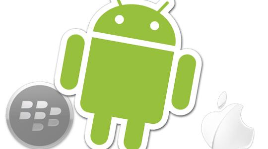 Android击败iPhone和黑莓的五大优势
