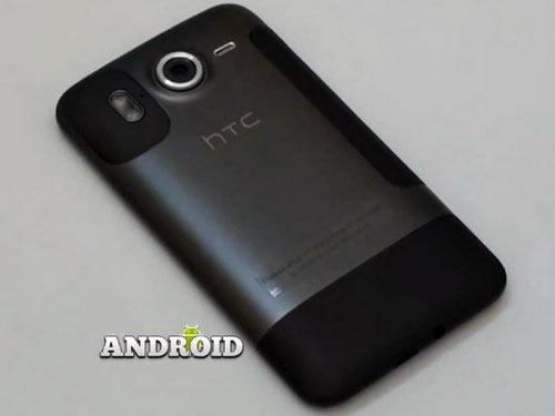 800万像素 HTC Desire HD中文版曝光