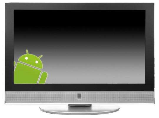 400多位Google员工已经前把Google TV搬回家