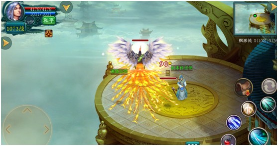 『戰蒼穹』靈翼養成系統介紹