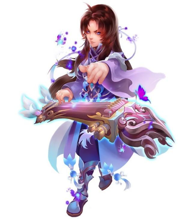 『凡仙』神秘人物之雲裳魅力