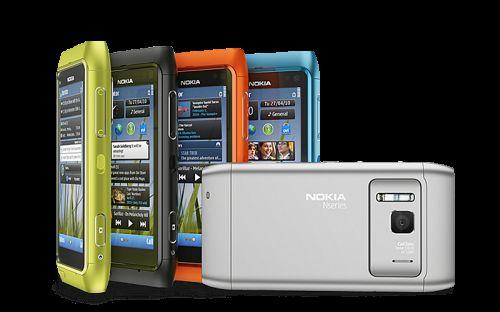 如今国内市场采用塞班3的手机有诺基亚n8-00,c6-01,c7-00,e7-00.图片
